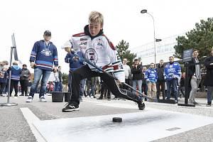 NHL Global Fan Tour míří do Plzně.