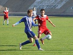 Petřín Plzeň vs. Domažlice B (KPM)