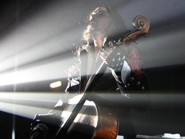 Slavná finská kapela Apocalyptica se představila v Plzni.