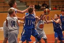 Basketbalový turnaj žactva O pohár Lokomotivy