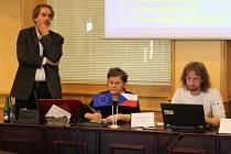 O podporovaném vzdělávání. Nizozemský odborník Lies Korevaar na konferenci popisuje své zkušenosti