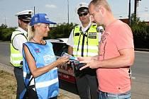 Policisté se během akce zaměřili především na to, zda motoristé před jízdou nepožili alkohol.