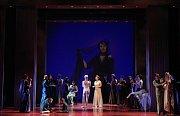 Ze zkoušky opery Medea
