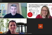 Interview s náboráři ČEZ a Assa Abloy na téma Jak uvažuje personalista náborář během Veletrhu práce a vzdělávání Klíč k příležitostem, který se letos uskutečnil v on-line prostředí.
