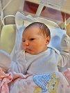 Jolana Motyková se narodila 1. prosince v 16:12 mamince Veronice a tatínkovi Petrovi z Pernarce. Po příchodu na svět v plzeňské FN vážila sestřička tříletého Marka 3830 gramů a měřila 51 cm.