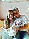 Pavel Cimický se narodil 24. listopadu v 18:47 mamince Janě a tatínkovi Pavlovi z Plzně. Po příchodu na svět v plzeňské FN vážil jejich prvorozený synek 3270 gramů a měřil 51 centimetrů.