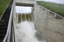 Vodní nádrž Hracholusky