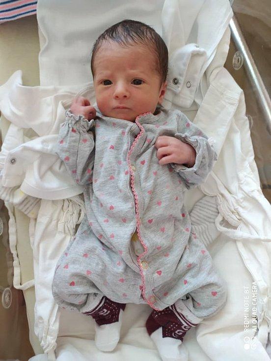 Jáchym Beneš z Litohlav se narodil 21.dubna v 1:45 v plzeňské FN na Lochotíně. Po příchodu na svět vážil 2960 g, měřil 50 cm. Doma syna přivítali Pavla a Jan Benešovi a dvouletá sestra Rozárka. Rodiče se nechali pohlavím miminka překvapit.