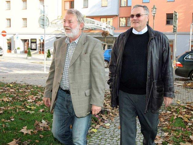 Zdeněk Rokyta kandidující za ODS odešel ze senátních voleb poražen