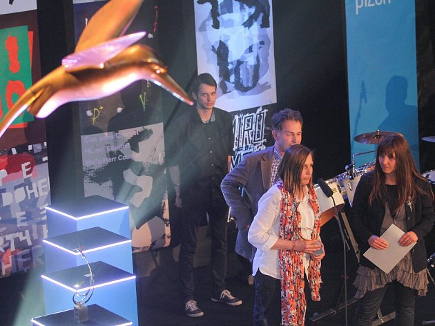 Závěrečný galavečer filmového festivalu Finále Plzeň.