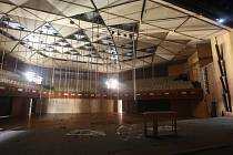 Interiéry Domu kultury Inwest
