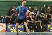 Český reprezentant Jan Louda z USK Plzeň dominoval na mezinárodním turnaji zařazeném do elitního badmintonového okruhu.