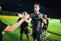 Tomáš Chorý. Dynamo Brest - Viktoria Plzeň.