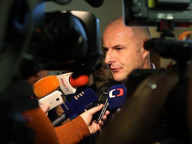 Josef Bernard se stal novým hejtmanem Plzeňského kraje