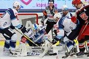 Indiáni navázali na vítězství v Třinci a doma porazili Hradec Králové 3:1.