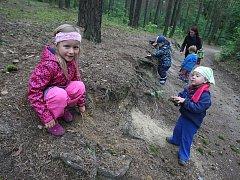 Lesní školka Medvíďata