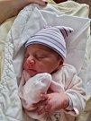 Yasmin Volfová se narodila 8. listopadu ve 3:00 mamince Dominice a tatínkovi Miroslavovi zPlané u Mariánských Lázní. Po příchodu na svět ve FN Plzeň vážila jejich prvorozená dcerka 2700 gramů a měřila 48 cm.