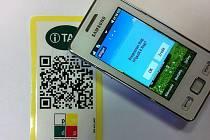 iTag funguje s telefony vybavenými technologií NFC nebo s kterýmkoliv telefonem se čtečkou QR kódů