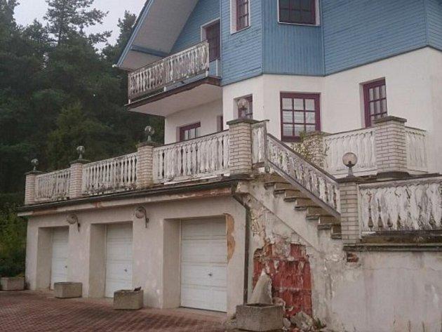 Dům čp. 290 v Trnové.