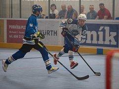 Hokejbal HBC Plzeň – Letohrad