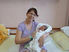 Viktor (4,23 kg, 53 cm) se narodil 13. ledna v 9:14 ve Fakultní nemocnici v Plzni. Z jeho příchodu na svět se radují rodiče Alice a Jakub Slovanovi z Dobříče. Doma na brášku čekají šestiletí Jindra a Vojta