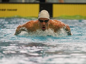 Plavec Šefl (na snímku) měl pozitivní dopingový test na kokain