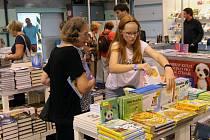 Festival Svět knihy v DEPO2015