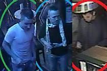 Pokud poznáváte muže na snímku, informujte policii