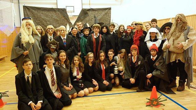 Škola Harryho Pottera vZŠ Chotíkov