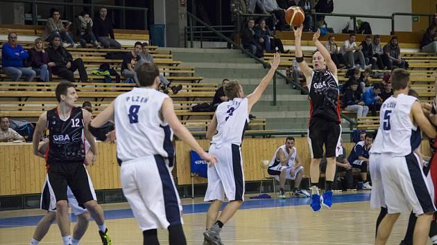Basketbal. Archivní foto.
