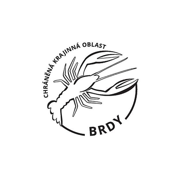 Logo CHKO Brdy.