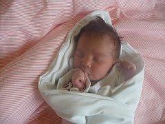 Maminka Veronika Jüthnerová a tatínek Petr Sládek z Plzně se radují z narození Elišky (3,00 kg, 48 cm). Jejich prvorozená holčička přišla na svět 1. listopadu ve 23:05 v Mulačově nemocnici v Plzni