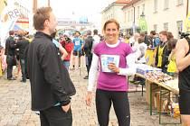 Run Tour v Plzni.
