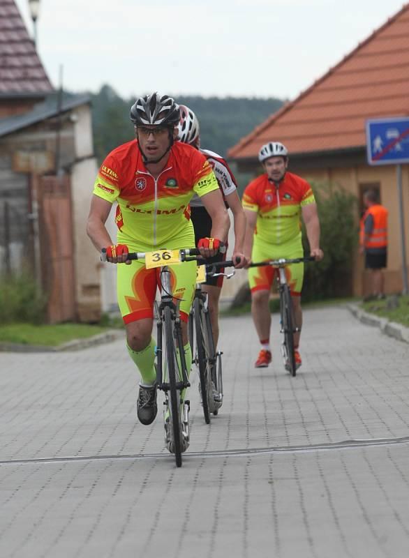 Mistrovství světa na koloběžkách se po deseti letech vrátilo na Plzeňsko.