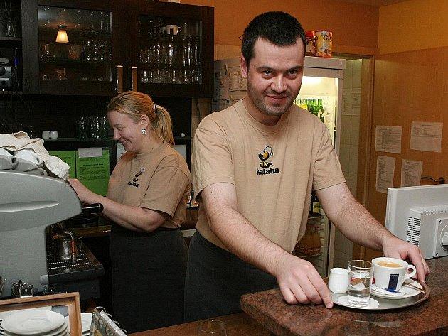 Kavárna Kačaba