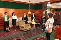 Nadšení projevili nad zrestaurovanými plzeňskými interiéry Adolfa Loose účastníci mezinárodní konference odborníků v cestovním ruchu AIEST. Památka dle nich může do Plzně přitáhnout řadu zahraničních návštěvníků