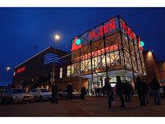 Obchodně-zábavní centrum Plzeň Plaza