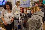 Veletrh pracovních příležitostí v Pekle