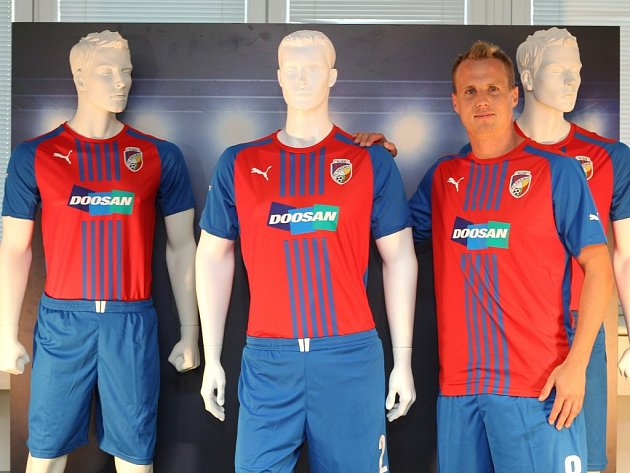 Nové dresy Viktorie Plzeň