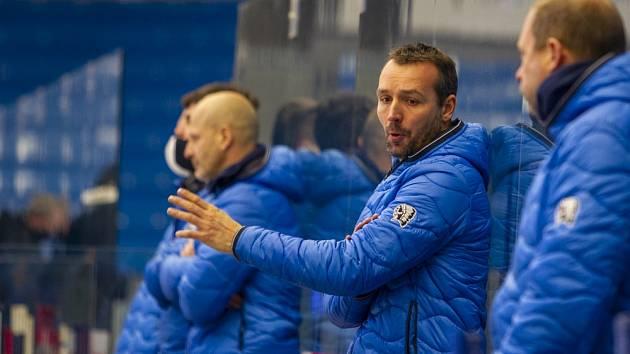 Trenéři Jiří Hanzlík a Ladislav Čihák (na snímku zleva) u áčka Škody Plzeň končí.