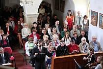 Dolní Lukavice žije každoročně Haydnovými slavnostmi. Ty poslední skončily minulý týden