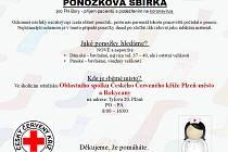 Ponožková výzva Českého červeného kříže