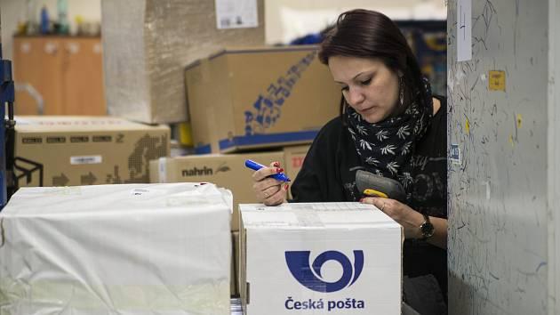 Česká pošta. Ilustrační foto