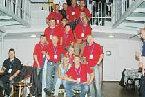 Fotbalový turnaj lékařských týmu Eurospital