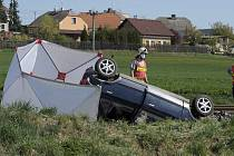 Smrtelná nehoda u Kamenného Üjezdu, 27. 4. 2020