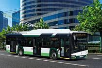 Nový trolejbus Škoda 26Tr.