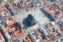 Historické jádro Plzně