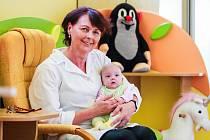 Ředitelka dětského centra Plzeň Jana Tytlová