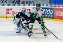 Hokejisté Škody Plzeň podlehli v přípravě na extraligu doma Mladé Boleslavi 1:5.