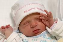 Michaela Matznerová má v rodném listě datum narození 17. října v 16.25 hodin. Při narození ve FN Plzeň vážila 2 900 gramů a měřila 48 centimetrů. Z malé Michalky se raduje doma v Hunčicích maminka Michaela, tatínek Václav a sourozenci Nikolka s Danem